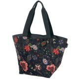 reisenthel Shopper M folklore schwarz
